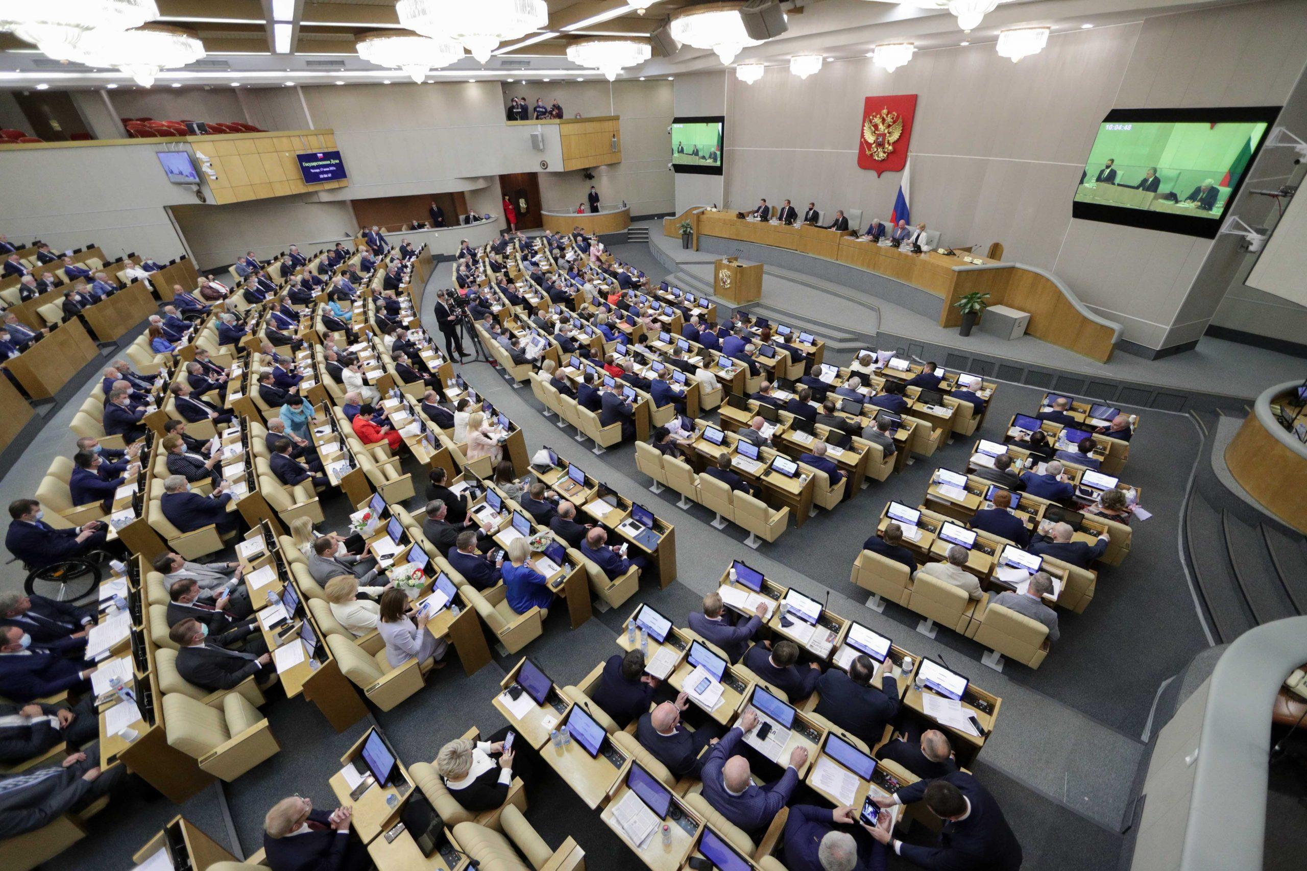 Russische Parlamentswahl: Mission erfüllt