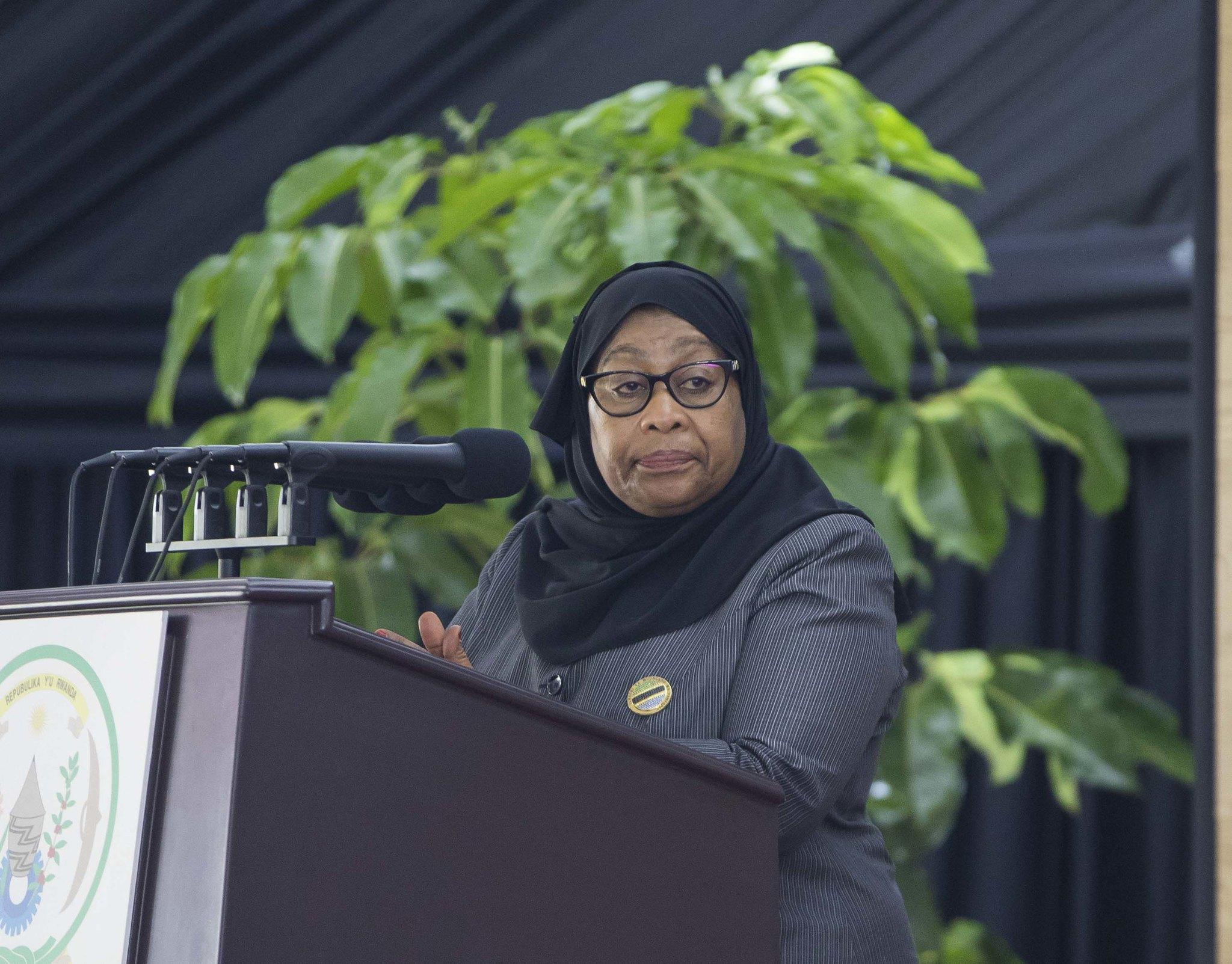 Tansanias neue Präsidentin: Mangelndes Durchsetzungsvermögen oder falsche Versprechungen?